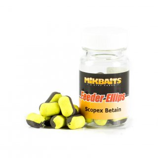 XXL Method Feeder fluo ellips 60ml - Scopex Betain
