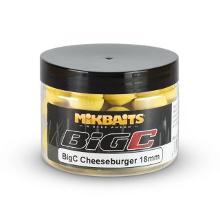 BiG pop-up 150ml - BigC Cheeseburger 18mm