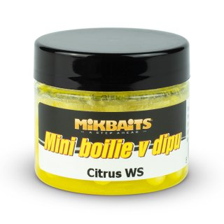 Mini boilie v dipu 50ml - Citrus WS